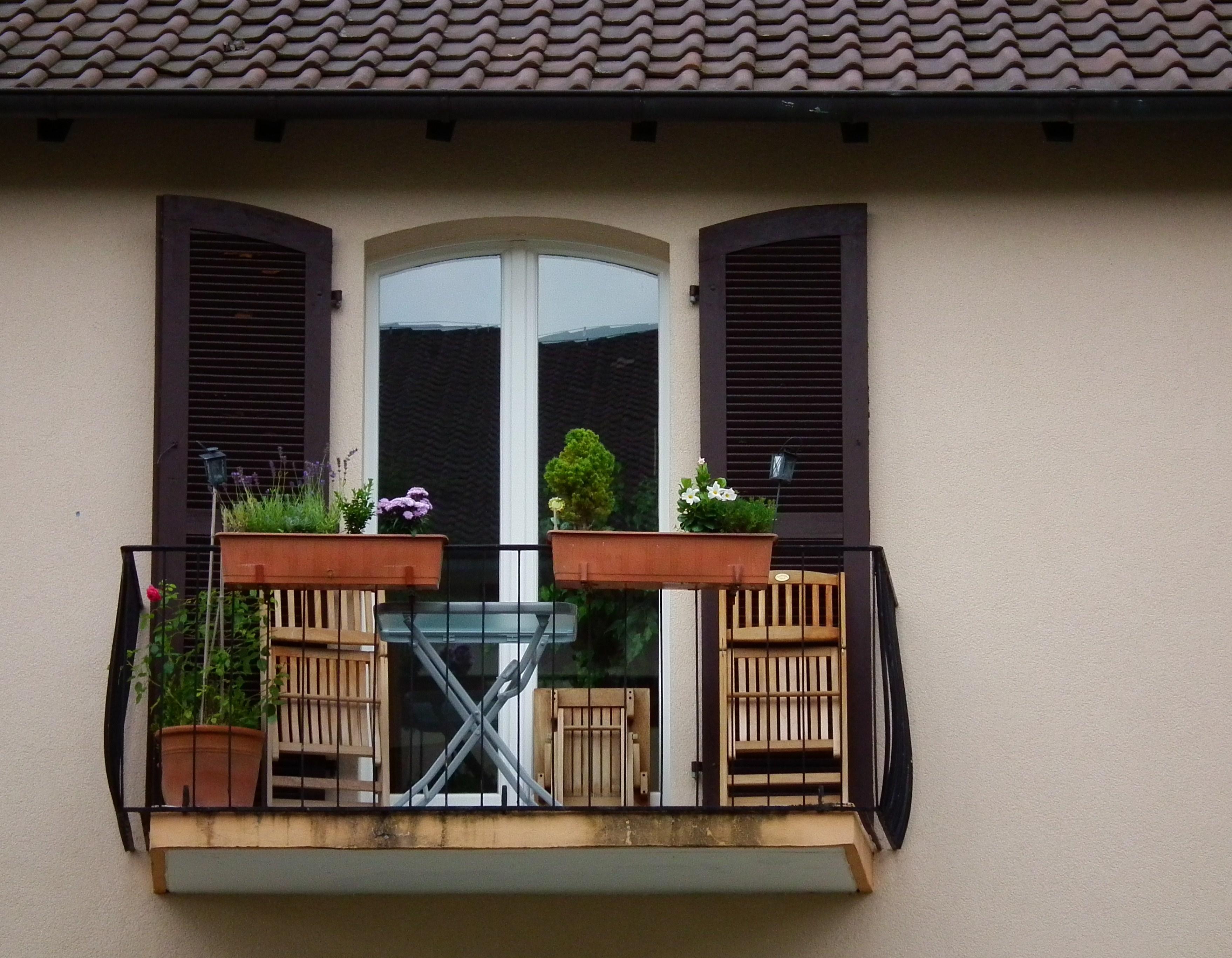 Balkon inrichten u2013 Wooninterieur